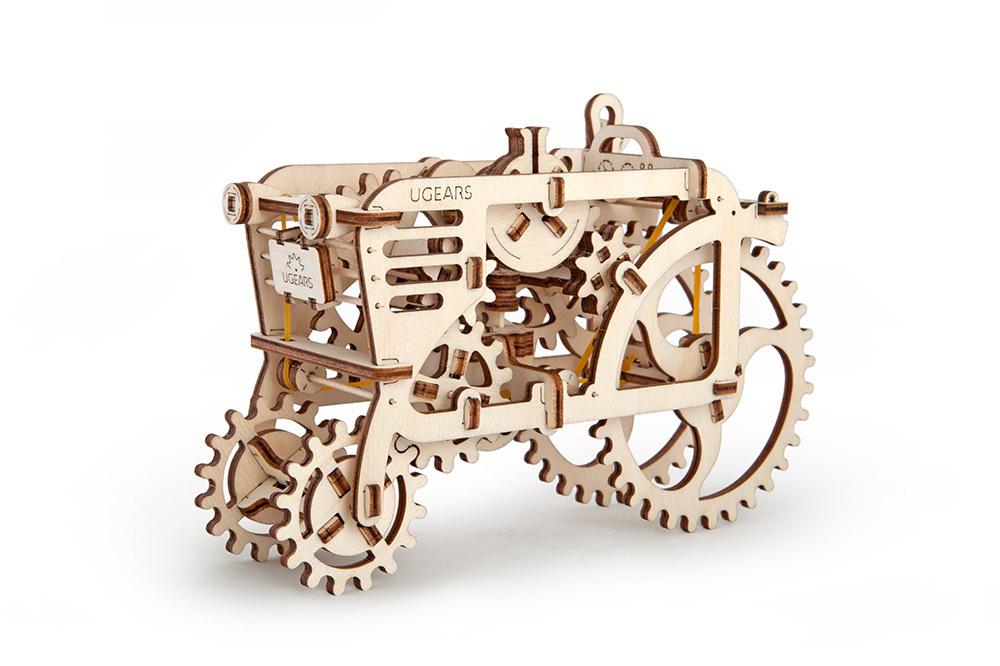 ugears traktor ugears mechanische 3d modelle. Black Bedroom Furniture Sets. Home Design Ideas