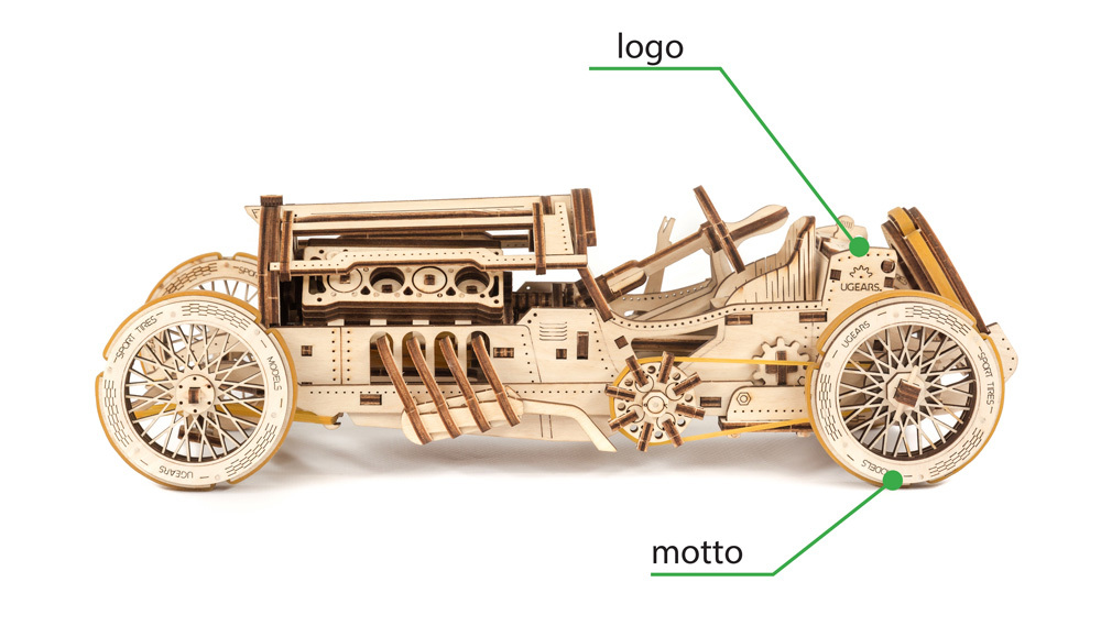 9-ugears-u-9-grand-prix-car-8-ugears-steam-locomotive-with-tender-branding-option